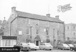 Romaldkirk, Rose And Crown Hotel c.1960