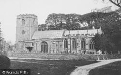 The Church 1898, Romaldkirk