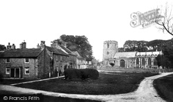 Romaldkirk, The Village And Church 1898