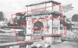 Arch Of Titus c.1930, Rome