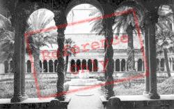 Archbasilica Of St John Lateran, Cloisters c.1930, Rome