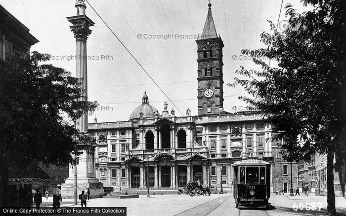 Photo of Rome, Basilica Di Santa Maria Maggiore c.1930