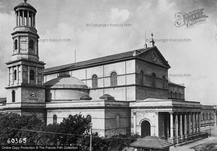Photo of Rome, Basilica Of St Paul Outside The Walls c.1930