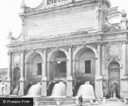 Rome, Fontana Paola c.1865