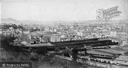 Rome, From Aqua Paolo c.1872