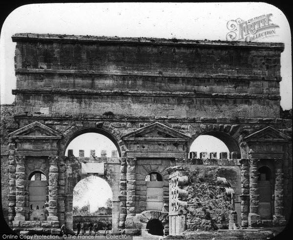 Photo of Rome, Porta Maggiore c.1875