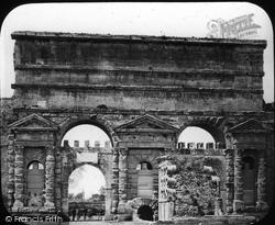 Rome, Porta Maggiore c.1875