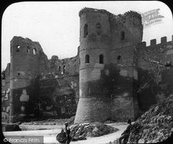 Rome, Porta San Giovanini c.1875