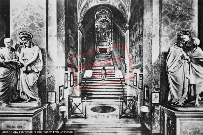 Photo of Rome, Scala Sancta c.1930