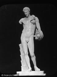 Rome, The Vatican, Mercury c.1865