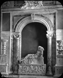 Rome, The Vatican, Sleeping Ariadne c.1865