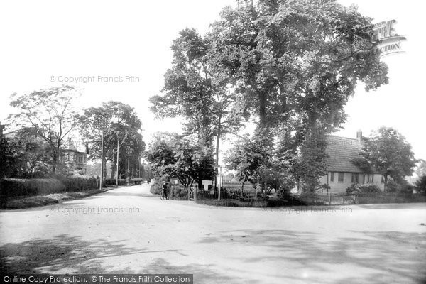 Photo of Romford, All Saints Church, Squirrels Heath 1908