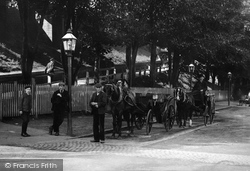 Romford, Carriages 1908