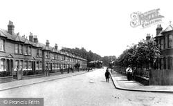 Romford, Como Street 1908