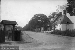 Romford, Garden Suburb, Reed Pond Walk 1911