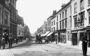 Romford, High Street 1908