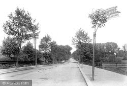 Romford, Main Road 1908