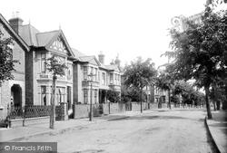 Romford, Manor Road 1908