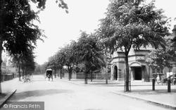Romford, Mawney Road 1908