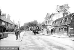 Romford, North Street 1908