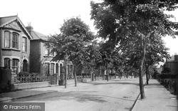 Romford, Princes Road 1908