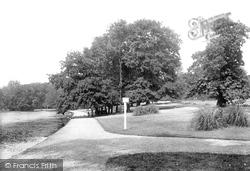 Romford, Raphael Park 1911