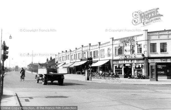 Romford, Rush Green c1950