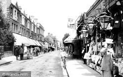Romford, South Street 1908