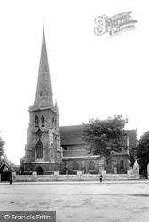 Romford, St Edward's Church 1908