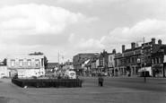 Romford, the Cattle Market c1950