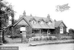 Romford, The Cottage Hospital 1908