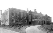 Romford, the County High School 1911