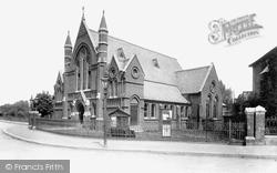 Romford, The Trinity Wesleyan Chapel 1908