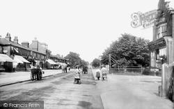 Romford, Victoria Road 1908
