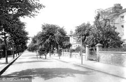 Romford, Western Road 1908