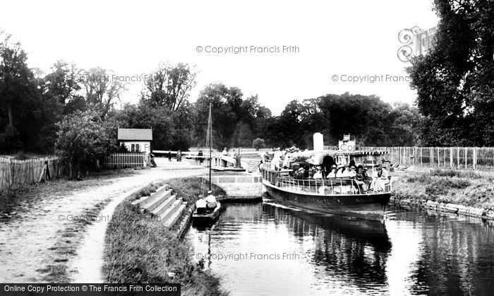 Romney Lock photo