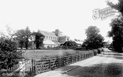 Romsey, Abbey 1898
