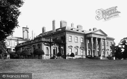 Romsey, Broadlands 1898