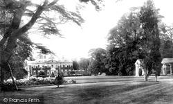 Romsey, Broadlands 1904