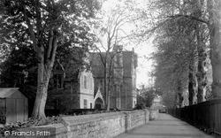 Romsey, Church Of England School, Church Lane 1932