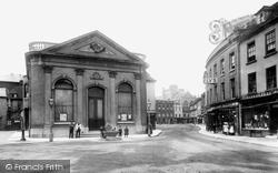 Romsey, Corn Exchange 1898