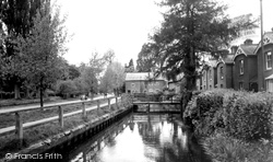 Romsey, Fox Mill On The By-Pass c.1960