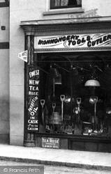 Romsey, Ironmongers 1903