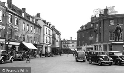 Romsey, Market Place c.1955