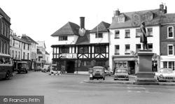 Romsey, Market Place c.1965