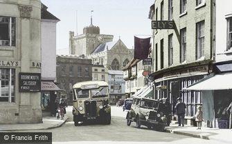 Romsey, Old Corn Exchange 1932
