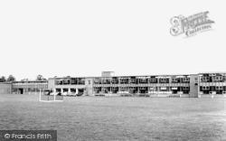 Romsey, Priestlands School c.1960