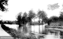 Romsey, River Test 1904