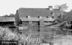 Romsey, Sadler's Mill c.1955