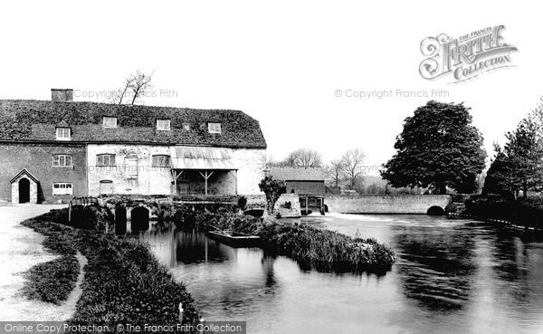 Romsey,Sadlers Mill 1903,Hampshire